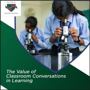 The Value of Classroom Conversations in Learning