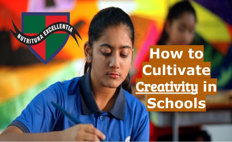 How to Cultivate Creativity in Schools