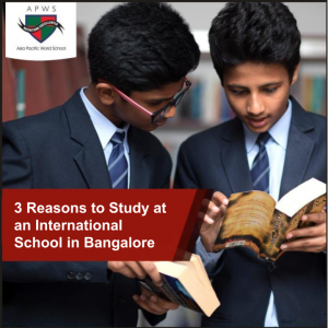 International School in Bangalore