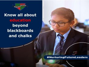 Know all about education beyond blackboards and chalks